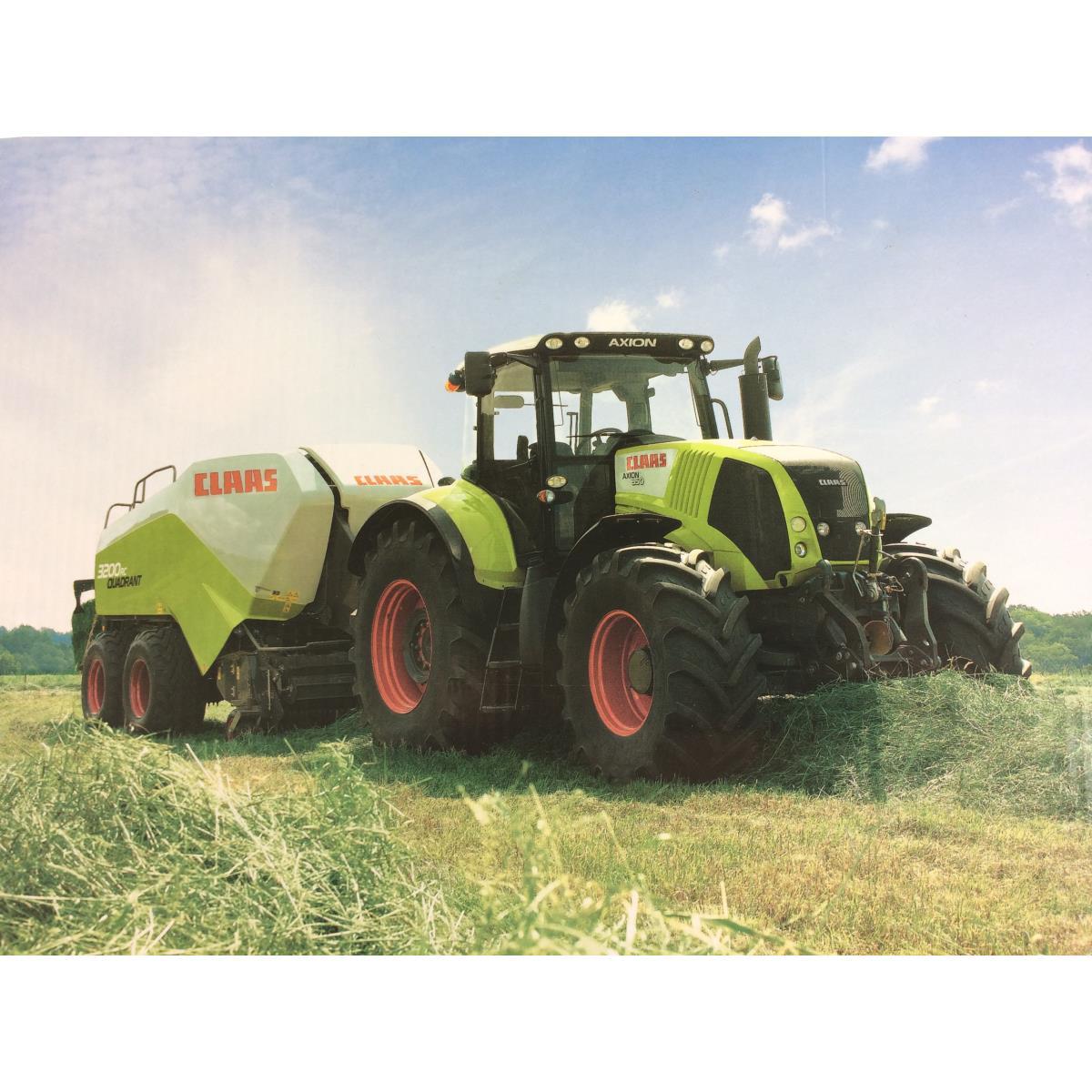 Happy people claas traktor fahrzeug spielzeug auto