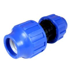 PP Klemmfitting Rohr Verschraubung Trinkwasser DVGW Kupplung reduziert Ø25 x Ø20,STP,702025, 8435006800118