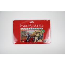 Faber Castell Buntstifte Farbstifte im Metall-Etui bunt farbig 36 Stück