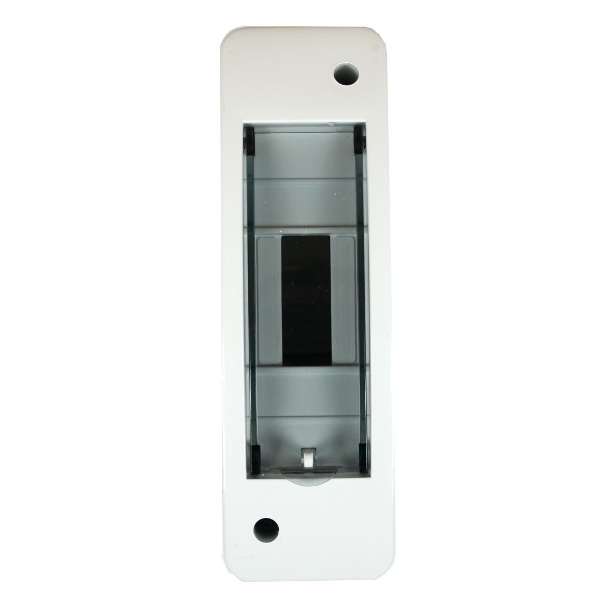 Sicherungskasten Verteilerkasten Aufputzverteiler 2 Module 1-reihig IP42,Elektro-Plast,RTNTO2, 5903978376304