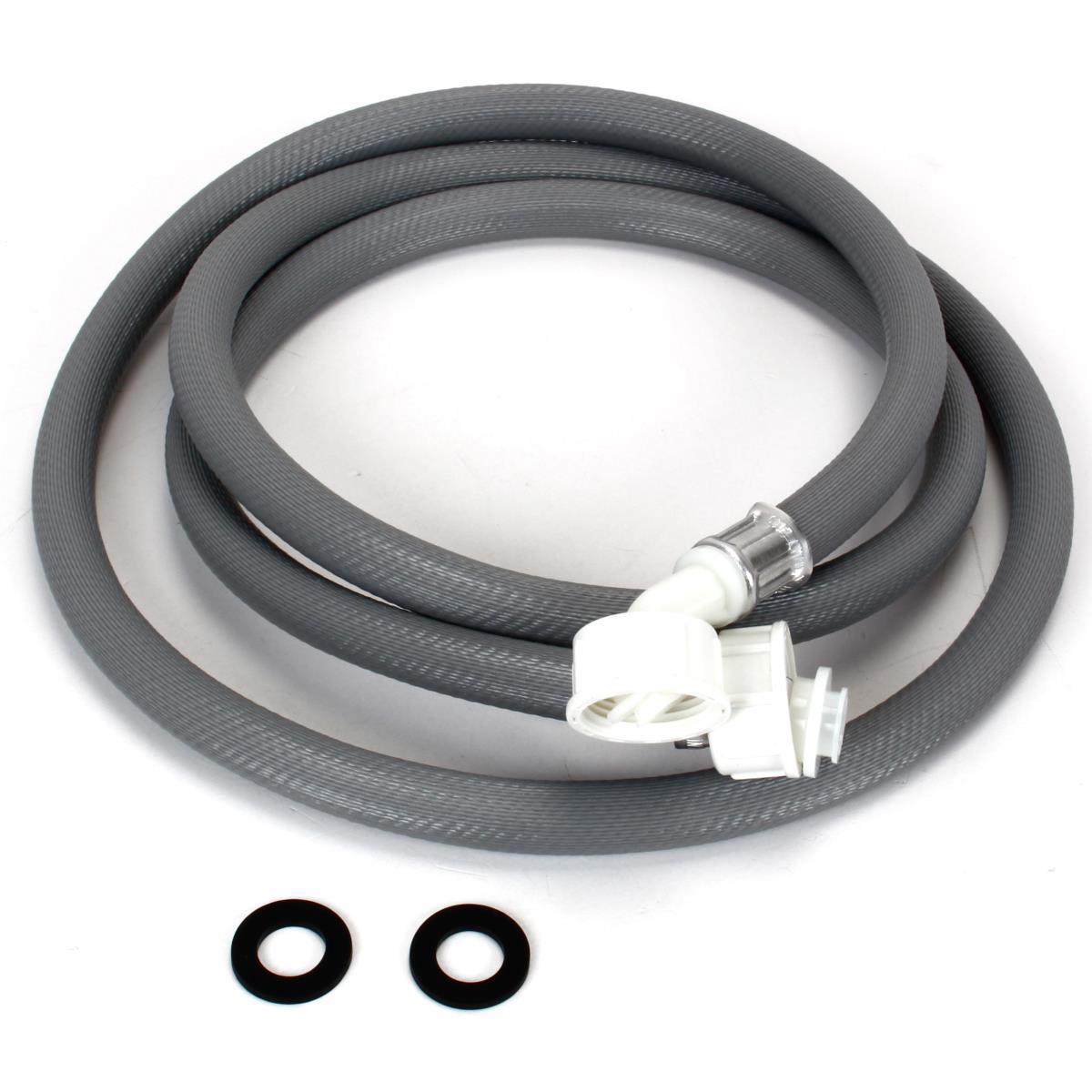 wasserschlauch 4m zulauf 3 4 kaltwasser waschmaschine sp lmaschine 20 bar. Black Bedroom Furniture Sets. Home Design Ideas